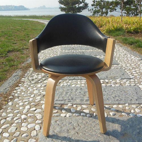 美式复古实木火锅椅子火锅餐椅