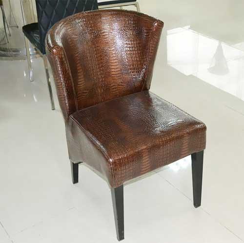实木橡木 日式橡木餐椅 现代简约实木椅餐桌椅 北欧田园火锅椅子特价