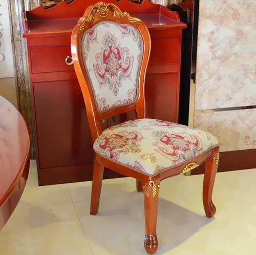 橡木简约休闲火锅椅 厂家直销 定做火锅椅技术哪家强