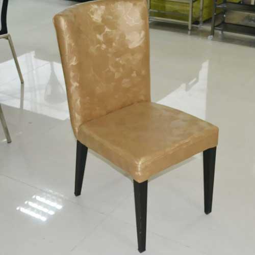 餐桌椅简约小天鹅火锅店实木餐厅椅 靠背椅子 酒店椅布艺可拆洗餐椅
