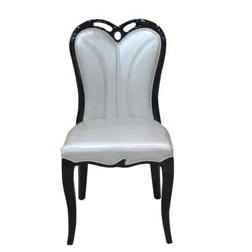 实木餐椅 肯尼迪明椅经典总统椅现代酒店餐厅海底捞火锅店椅子