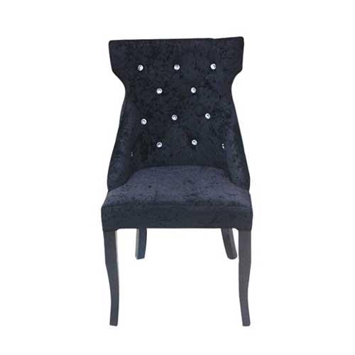 北欧宜家餐椅简约实木餐桌椅 咖啡椅 实木加皮椅子酒店餐馆椅定制
