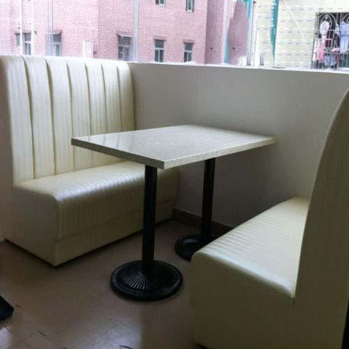 西餐厅时尚沙发 咖啡厅双人沙发 火锅店沙发