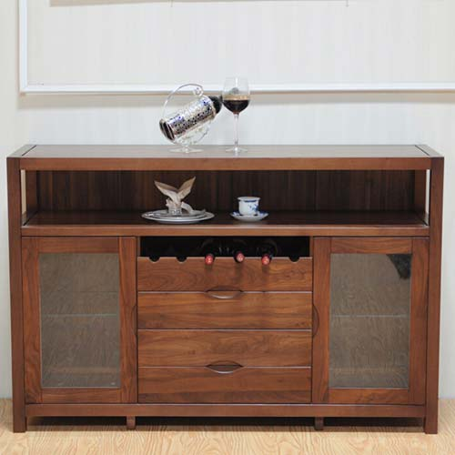 时尚餐边柜 创意设计钢化玻璃面 钢琴烤漆餐厅客厅卧室火锅店备餐柜