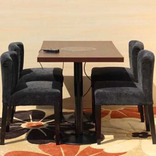 实木桌厂家直销高档餐桌实木雕花餐桌复