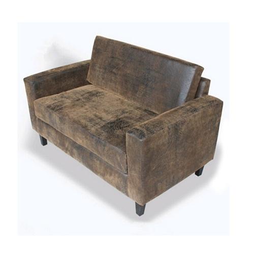 简约式时尚卡座沙发 三人位休闲沙发 火锅店料理店卡座沙发