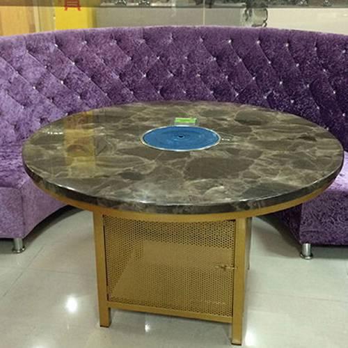 火锅桌火锅桌椅电磁炉火锅桌酒店火锅桌