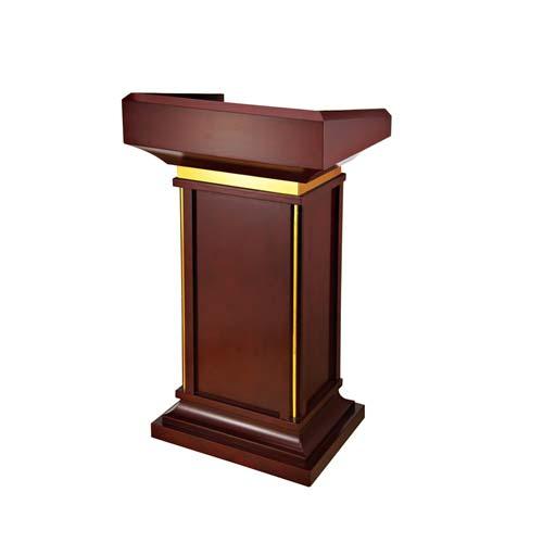 不锈钢咨客台 现代餐厅酒店多用型不锈钢前台演讲台迎宾台