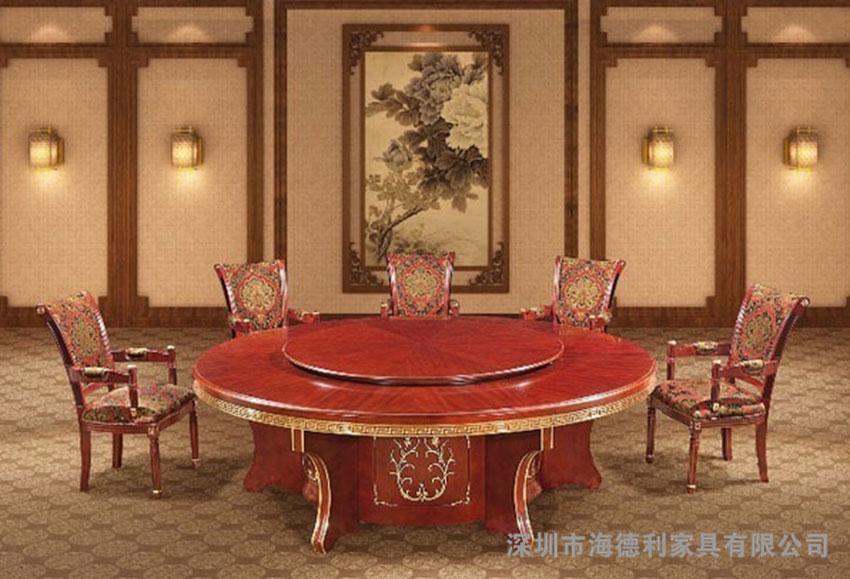 超值热卖 韩式火锅餐厅桌椅 小肥羊实木小电磁炉火锅桌 畅销款