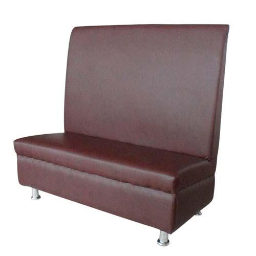 皮革双人沙发卡座定做 火锅双人卡座价格 火锅双人沙发卡座海量批发