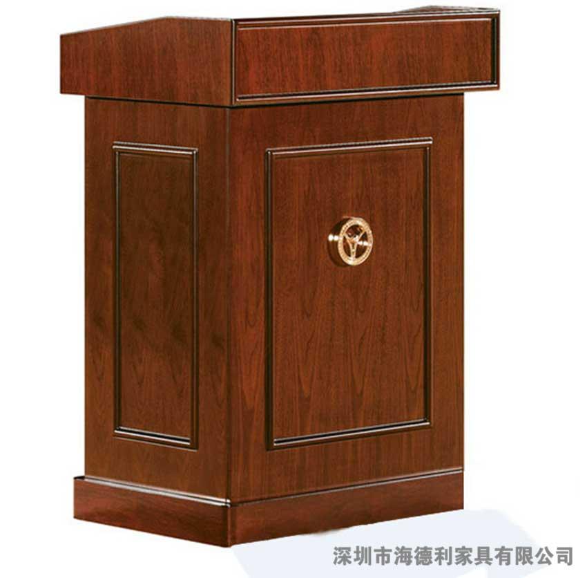 中式端正迎宾台