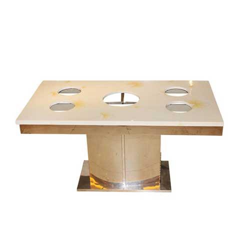 不锈钢火锅桌尺寸定做 火锅桌定做哪家强 火锅桌厂家直销 量大从优