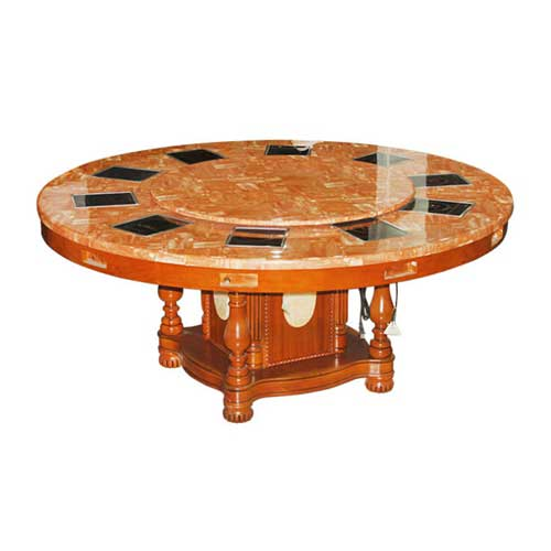 松木火锅桌尺寸定做 量大从优 厂家直销 深圳火锅桌椅批发厂家
