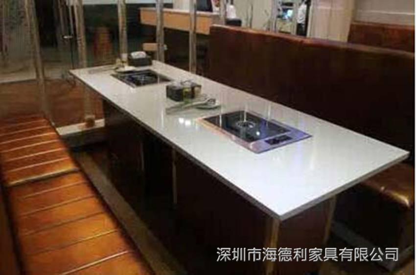 韩式无烟火锅桌
