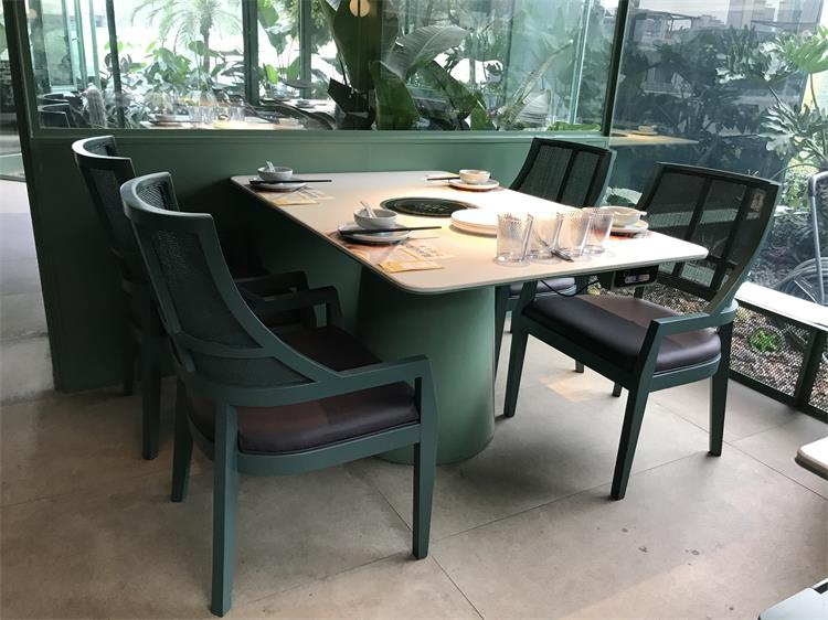 泰式火锅桌椅