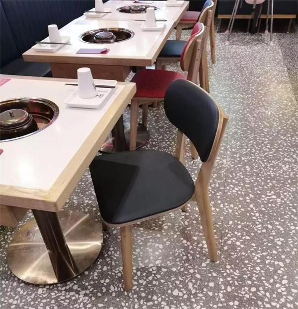 火锅店桌椅家具