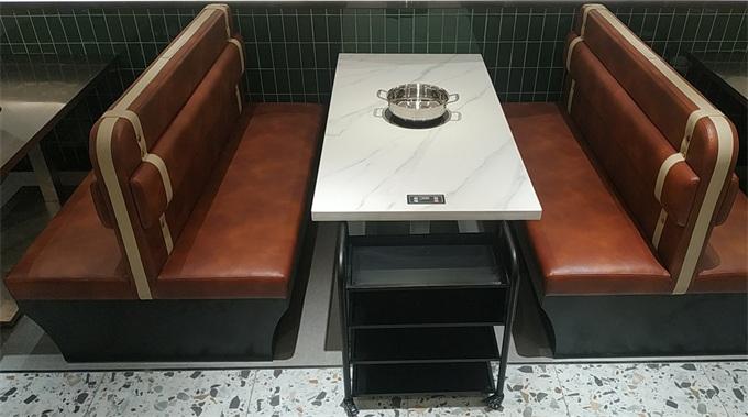 八合里牛肉火锅桌椅