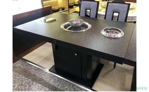 一人一锅电磁炉餐桌