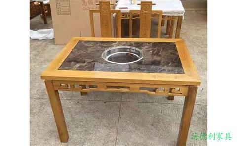 电磁炉火锅餐桌