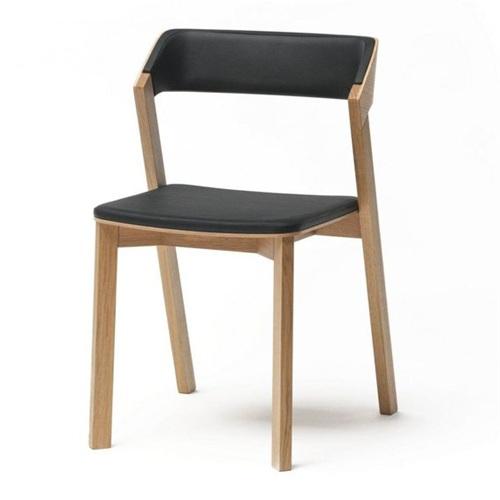 中式火锅店时尚简易实木椅子