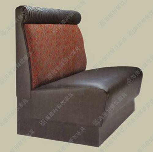 西餐厅卡座沙发组合酒吧双人软包卡座咖啡厅店沙发沙发
