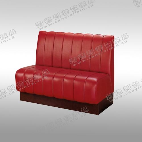 火锅店餐厅卡座沙发 双人卡座沙发 皮制卡座沙发 韩式卡座沙发