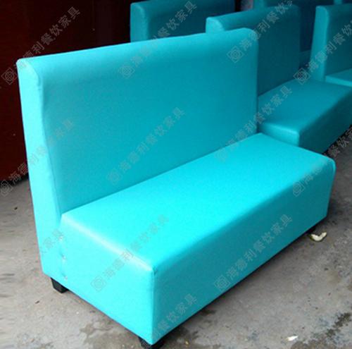 KTV卡座沙发 餐厅奶茶店咖啡厅卡座沙发 火锅店双人沙发
