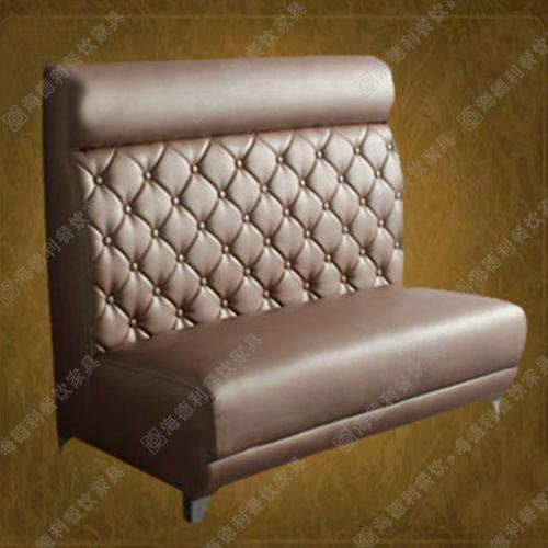 卡座西餐厅桌椅组合奶茶店咖啡厅卡座沙发布艺卡座快餐桌