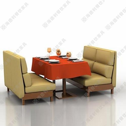欧式 售楼处洽谈沙发 样板房家具 咖啡厅卡座 KVT 沙发 火锅店沙发