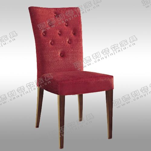 实木椅子 餐厅休闲椅子 实木无扶手餐桌椅子