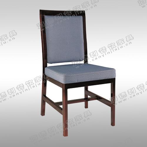 欧式软包餐椅 曲木椅餐椅子饭店无扶手白坯餐椅