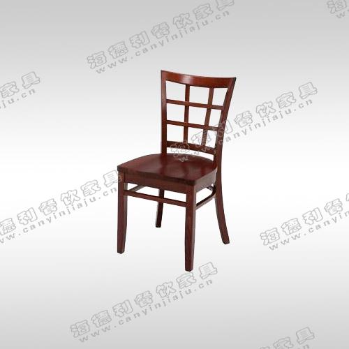 火锅吧椅图片 家庭火锅餐桌椅 高档实木餐椅