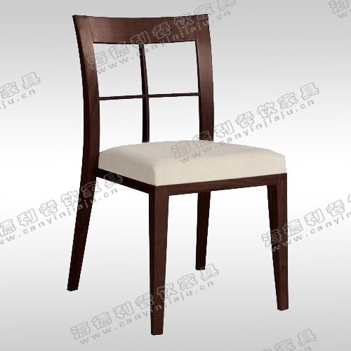 中式火锅椅 火锅店椅子 湖北实木餐椅