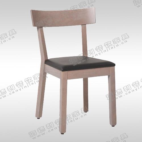 火锅桌椅大理石火锅农家乐餐椅 实木火锅店椅子