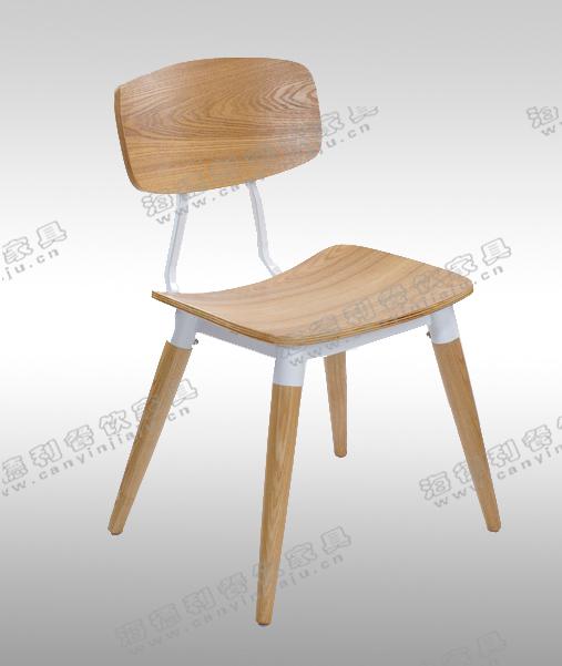 火锅店实木餐椅子 酒店会所高档餐椅 餐厅桌椅子 宴会椅