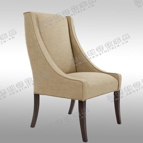 小黑牛火锅店椅 实木火锅椅