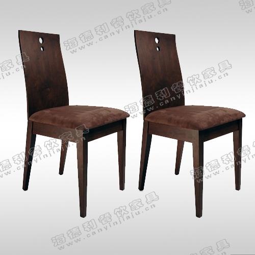 火锅吧椅图片 家庭火锅餐桌椅 实木餐椅厂家
