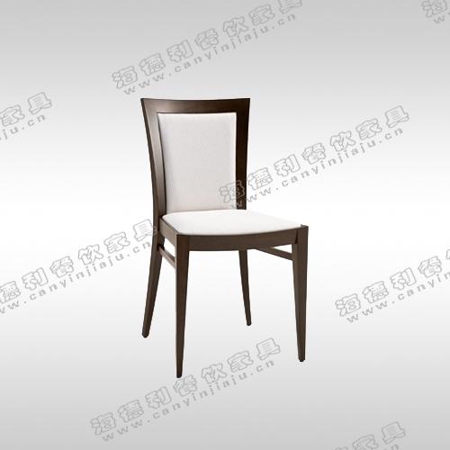 定做火锅店餐桌椅 中式火锅椅 餐厅实木餐椅