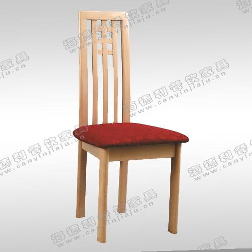 美式实木餐椅法式椅子做旧 欧式餐桌椅酒店咖啡椅子仿古橡木宜家