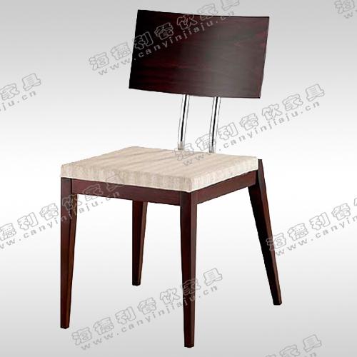 厂家直销loft家具 钢木餐椅 钢木椅子 实木火锅店椅子