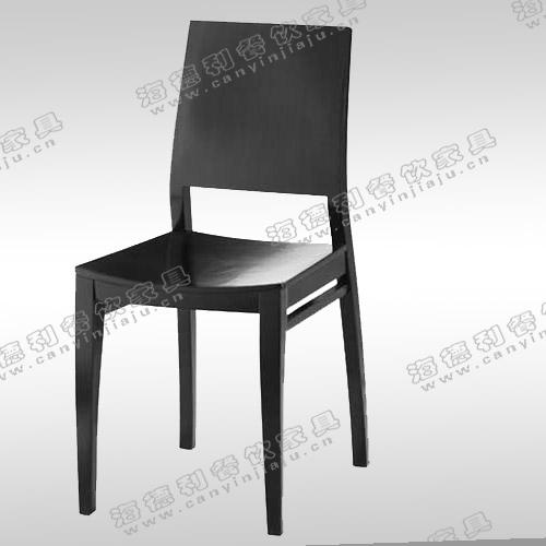 欧式餐椅 酒店餐椅 靠背椅 新古典实木餐椅 布艺椅子简约时尚家具
