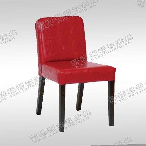 实木餐椅 简约椅单人餐桌椅现代扶手椅子 时尚靠背软包木椅