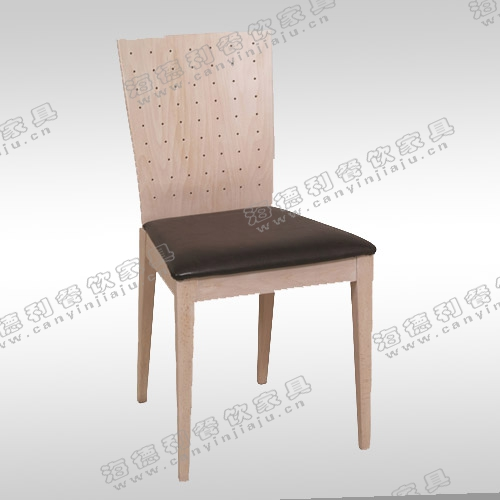 韩式牛角椅北欧风格餐椅子简约实木餐椅子宜家靠背北欧家具会客椅