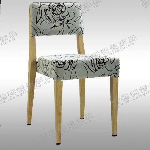 水曲柳实木餐椅 现代中式低背餐椅纯实木 简约时尚休闲椅子