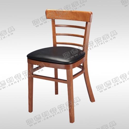 实木餐椅简约书房椅单人餐桌椅现代扶手椅子时尚靠背软包木椅