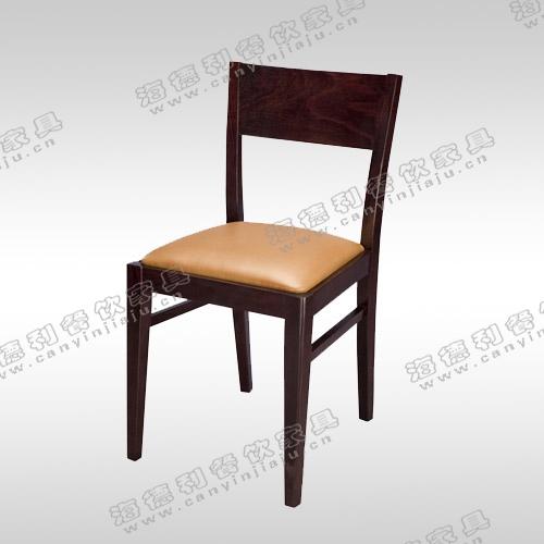 实木餐椅 靠背椅子水曲柳东南亚家具新中式纯实木餐椅