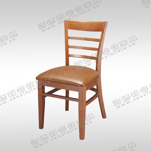 欧式椅子 新古典样板房餐椅 实木休闲美式乡村椅 酒店家具椅子