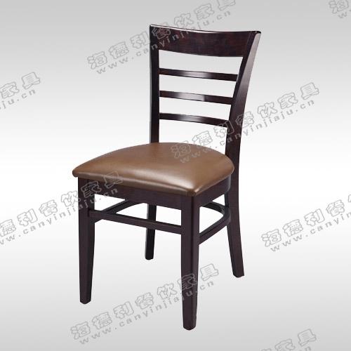 简约水曲柳明清椅 现代实木餐椅子 时尚书房围椅 肯尼迪明椅
