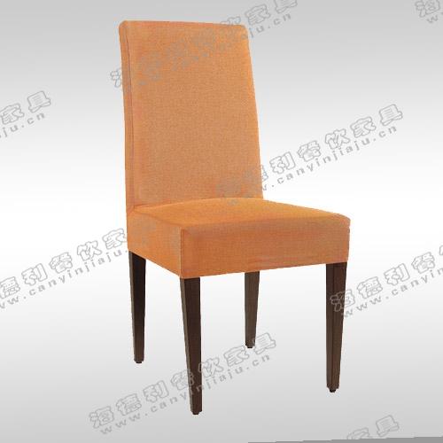 北欧乡村书桌椅 水曲柳 实木椅 火锅店实木椅子