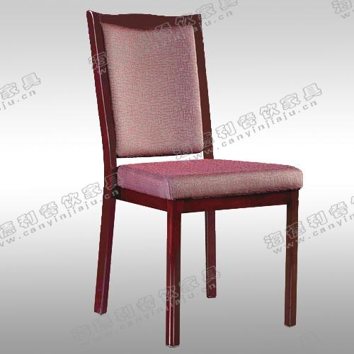 欧式实木餐椅复古圆餐桌椅靠背椅西餐椅咖啡椅酒店餐椅子皮椅